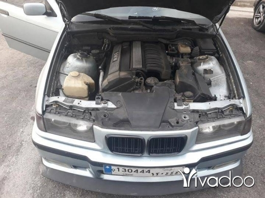 BMW in Beirut City - Bmw e36 1991