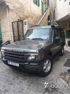 Land Rover in Zgharta - Land rover 2001 . 7 seats
