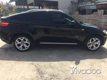 BMW in Tripoli - X6 2010 sport package