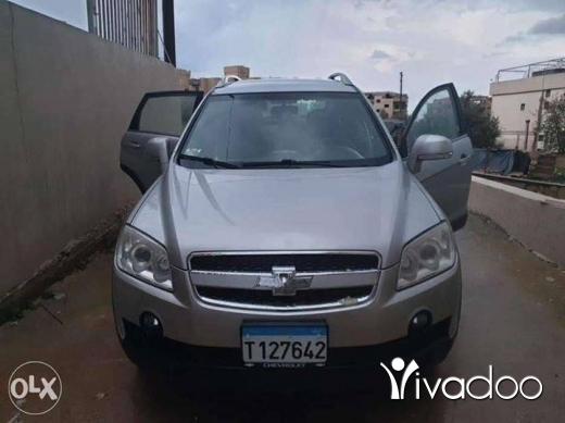 Chevrolet in Tripoli - Chevrolet captiva 2008 khare2