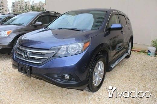Honda in Tripoli - CRV 201