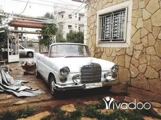 Mercedes-Benz in Beirut City - مرسيدس