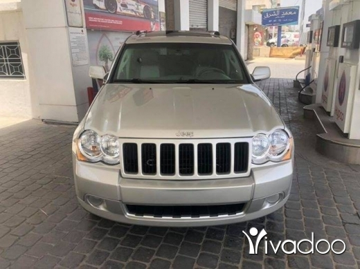Jeep in Zahleh - Grand cherokee 2010