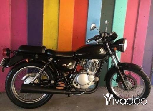 Aprilia in Achrafieh - Suzuki st 250