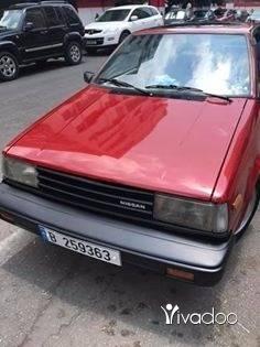 Daihatsu in Beirut City - داتسون موديل ١٩٨٣ coupee S موتير zikzak