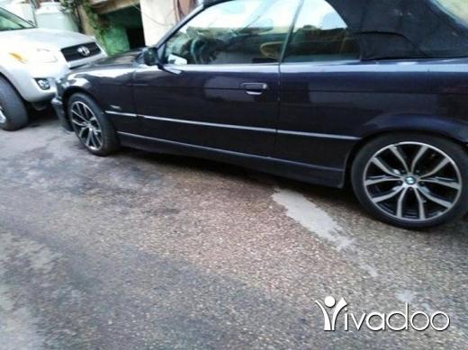 BMW in Nabatyeh - boy 318 كشف للجادين وسعر حلو