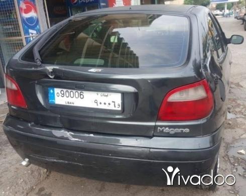 Renault in Tripoli - Renault megan 2000