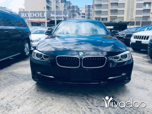 BMW in Port of Beirut - BMW 328 i 2013
