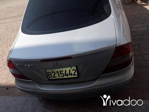 Mercedes-Benz in Beirut City - clk 350 2006