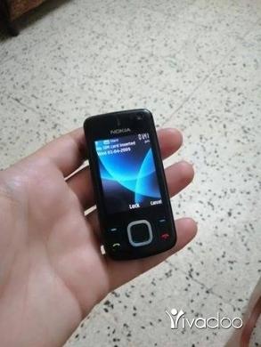 Nokia in Port of Beirut - Nokia 6600 slide old