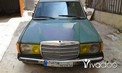 Mercedes-Benz in Jiyeh - مرسيدس 230