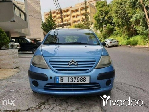 Citroen in Beirut City - Citroen C3