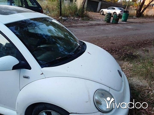 Volkswagen in Majd Laya - vw beetle 2003