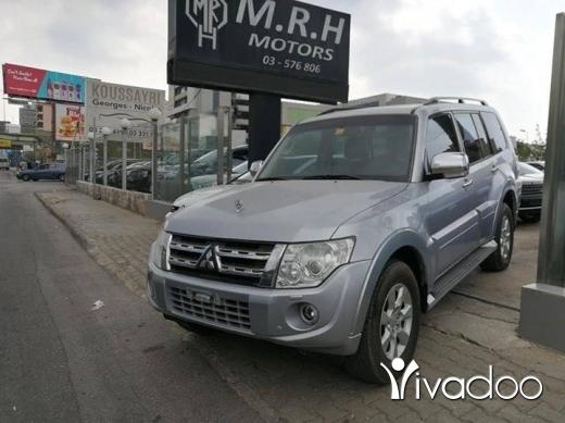 Mitsubishi in Port of Beirut - Freshly arrived