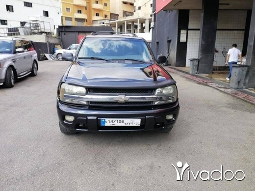 Chevrolet in Nabatyeh - Trail blazer 2003 4wel