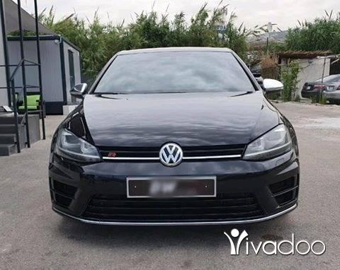 Volkswagen in Port of Beirut - 2015 Golf 7 R