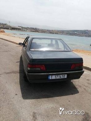 Peugeot in Tripoli - Peugeot