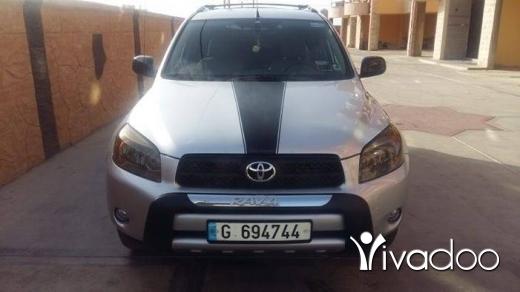 Toyota in Tripoli - للبيع جيب تويوتا رافور موديل 2008