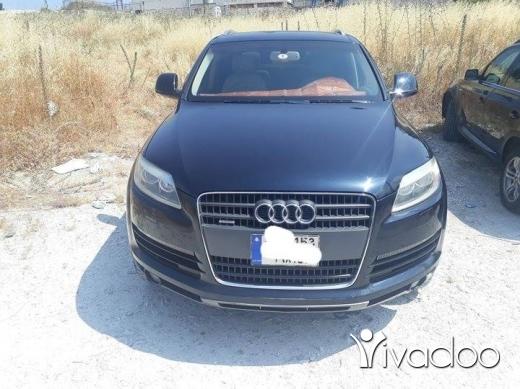Audi in Saida - Audi Q7