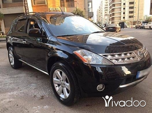 Nissan in Tripoli - Nissan MORANO MODEL 2006 FUL ZWEYED