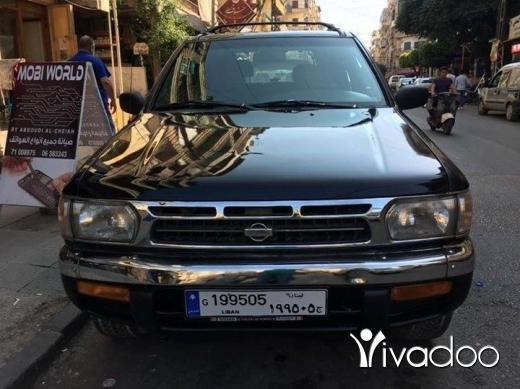 Nissan in Tripoli - جيب نيسان بسفندر مودال 1999فورويل مختم كلو 4x4