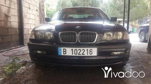 BMW in Haret Saida - نيو بوي ٣٢٥iAموديل ٢٠٠١ شركة لبنانية
