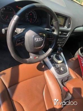 Audi in Bekaata Ashkout - Audi Q5 2.0T 2012 S---LINe