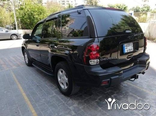 Chevrolet in Beirut City - Chevrolet blazer
