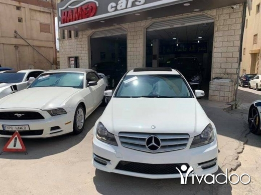 Mercedes-Benz in Beirut City - Mercedes-benz C250 ///AMG package