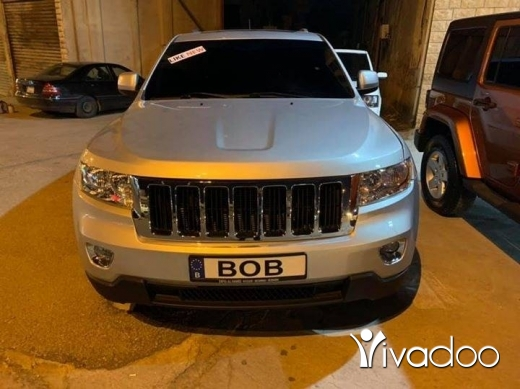 Jeep in Beirut City - Grand-cherokee