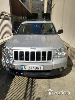 Jeep in Beirut City - Jeep cherokee 2009