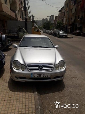Mercedes-Benz in Dekouaneh - Model 2002 full teptornic ac 230 4 selander b 5500