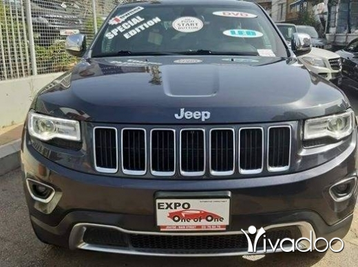 Jeep in Bouchrieh - Jeep Grand Cherokee 2014 (limited edition)