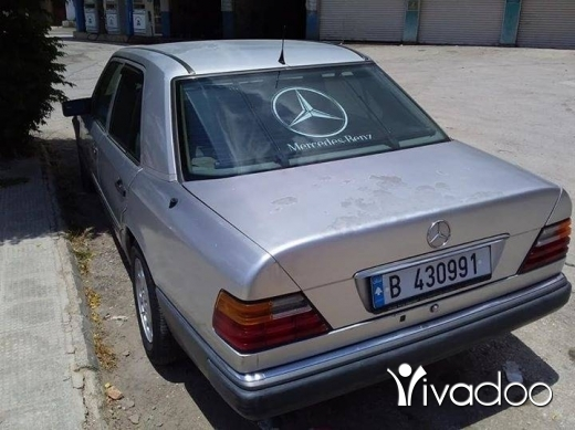 Mercedes-Benz in Majd el-Anjar - سياره مارسيدس ٩٤ ٢٨٠