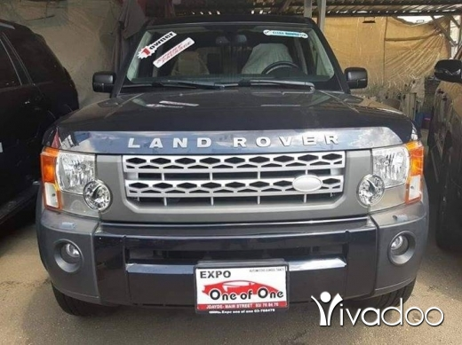Land Rover in Beirut City - Land Rover LR3