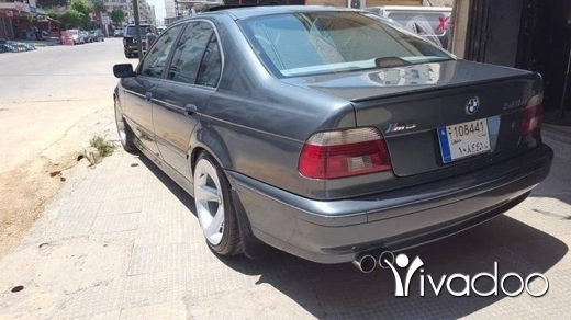 BMW in Mina - بام e39