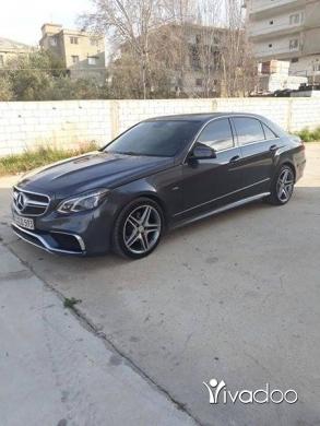 Mercedes-Benz in Beirut City - mercedesE350 2012