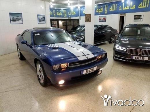 Dodge in Beirut City - Dodge challenger