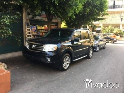 Honda in Beirut City - Honda pilot 2012