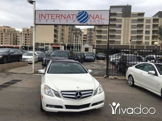Mercedes-Benz in Beirut City - Mercedes E350 2010 Call 03.268143