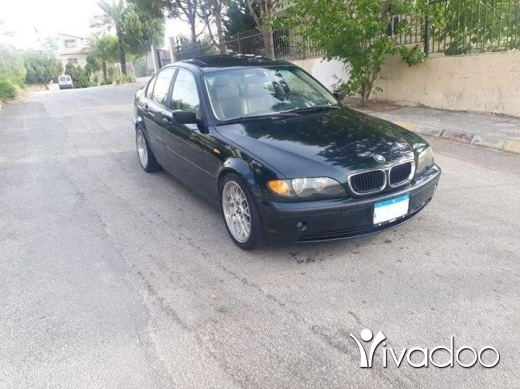 BMW in Beirut City - for sale 2004 bmw 325i
