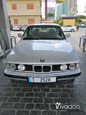 BMW in Beirut City - BMW 525i 1992
