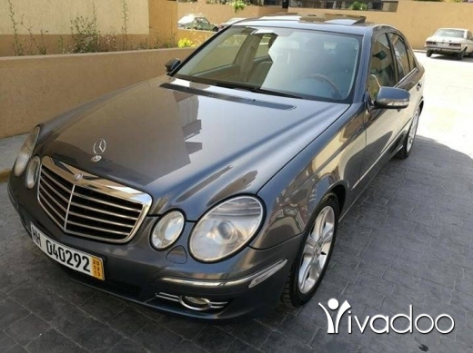 Mercedes-Benz in Zgharta - موديل 2009 ماشية 89