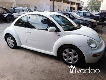 Volkswagen in Majd Laya - VW beetle. .