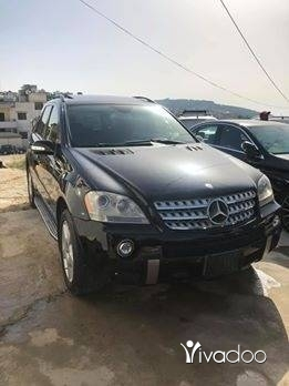 Mercedes-Benz in Tripoli - Ml model 2007
