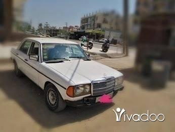 Mazda in Beddawi - مرسيدس بنزين