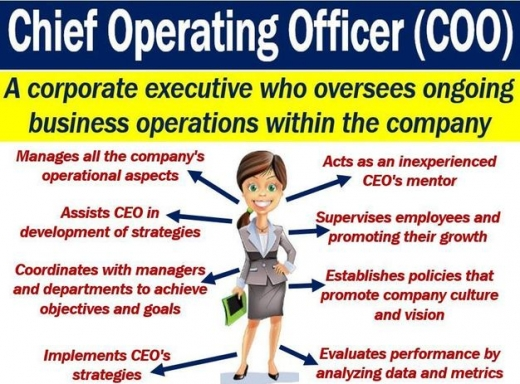 Architecture in Zalqa - CHIEF OPERATING OFFICER (COO) needed