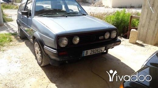 Volkswagen in Tripoli - سيارة كولف 2 للبيع