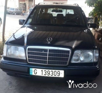 Mercedes-Benz in Beirut City - Mercedes 300