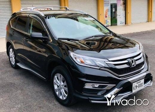 Honda in Aldibbiyeh - Honda CRV 2016 4x4 in excellent condition